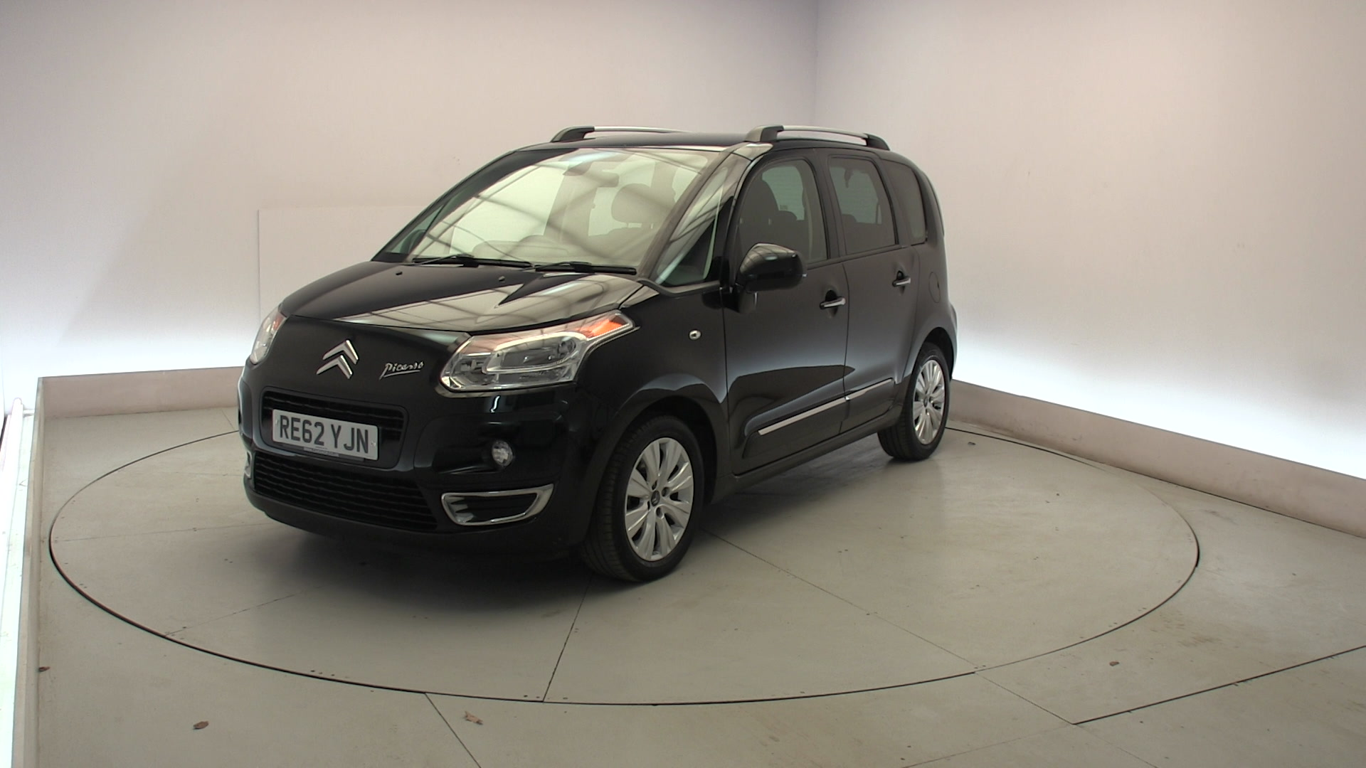 Used Citroen C3 Picasso 1 6 Hdi 8v Exclusive 5dr Black