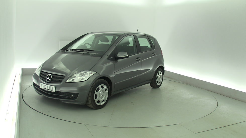 used mercedes benz a class a160 cdi blueefficiency classic se 5dr grey fn12loa norwich. Black Bedroom Furniture Sets. Home Design Ideas