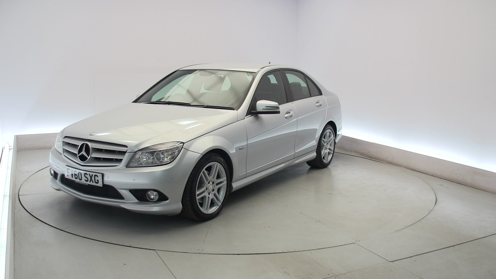 Used mercedes benz c class c220 cdi blueefficiency sport for How much does a mercedes benz silver lightning cost
