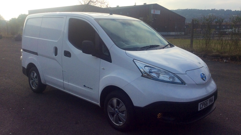NISSAN e-NV200 ELECTRIC Tekna Rapid Plus Van Auto