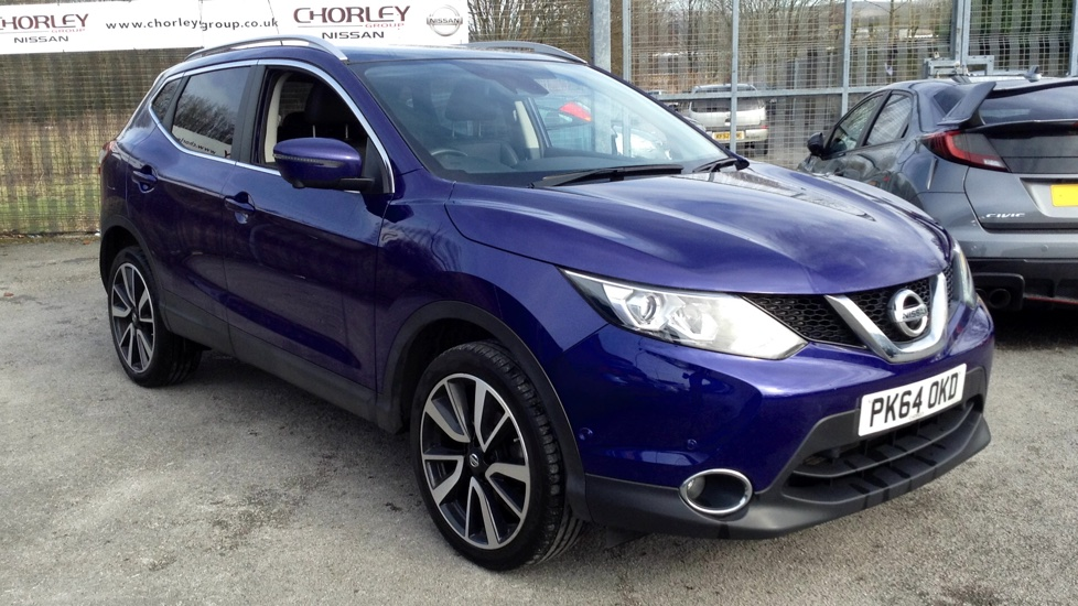 used nissan qashqai dig t tekna s s 196311008 chorley burnley chorley nissan. Black Bedroom Furniture Sets. Home Design Ideas