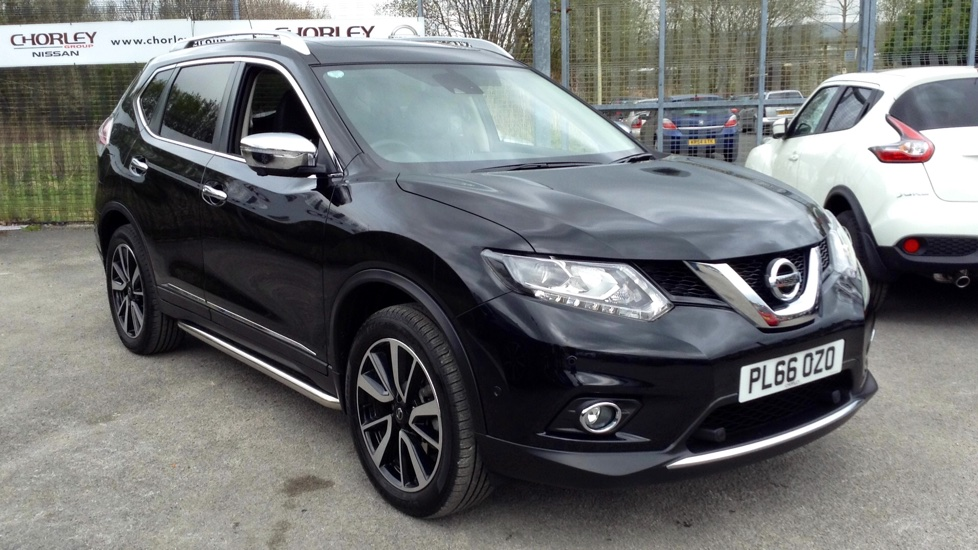 used nissan x trail tekna xtronic 7 seater 201981008 chorley burnley chorley nissan. Black Bedroom Furniture Sets. Home Design Ideas