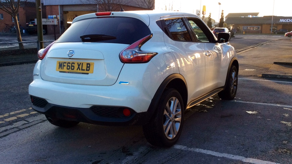 nissan juke 1 5 dci n connecta 5dr diesel hatchback 2016 mf66xlb in stock used nissan. Black Bedroom Furniture Sets. Home Design Ideas