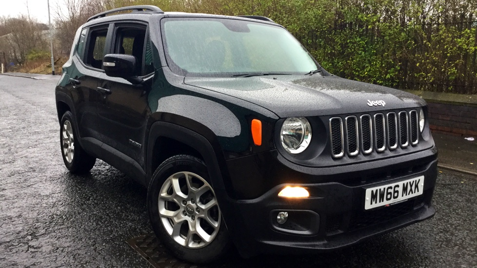 jeep renegade 1 6 multijet longitude 5dr diesel hatchback 2016 mw66mxk in stock used. Black Bedroom Furniture Sets. Home Design Ideas