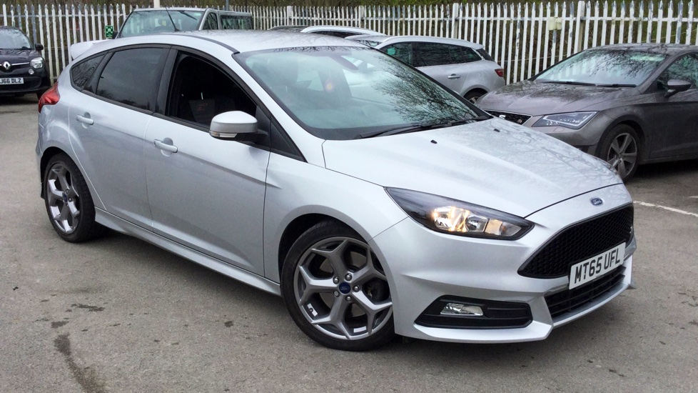 ford focus 2 0 tdci 185 st 2 with service history diesel 5. Black Bedroom Furniture Sets. Home Design Ideas