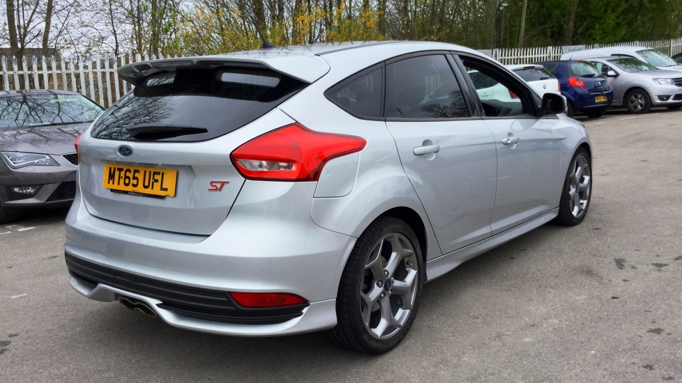 Ford Focus 2 0 Tdci 185 St 2 With Service History Diesel 5