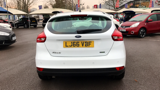 FORD FOCUS ZETEC HATCHBACK, PETROL, in WHITE, 2016 - image 5