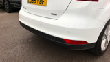 FORD FOCUS ZETEC HATCHBACK, PETROL, in WHITE, 2016 - image 7