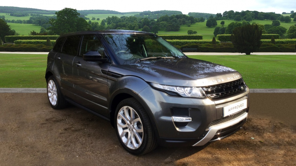 used range rover evoque chester second hand evoque for. Black Bedroom Furniture Sets. Home Design Ideas