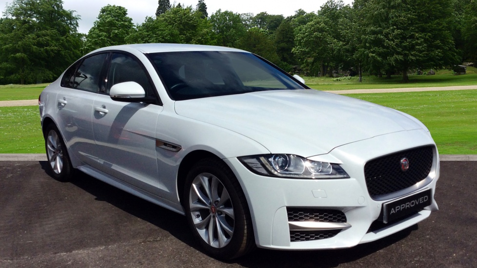 jaguar xf 180 r sport 4dr auto diesel automatic saloon 2016 ls66rco in stock. Black Bedroom Furniture Sets. Home Design Ideas