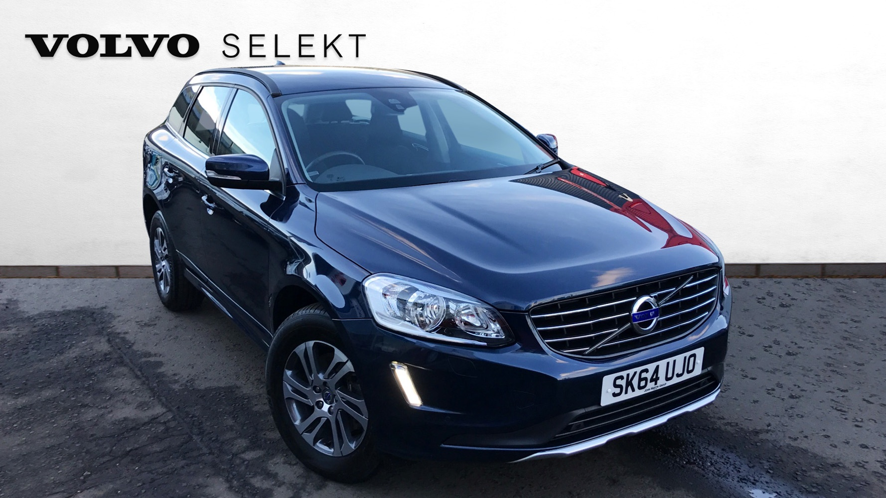 volvo xc60 d5 awd se nav used vehicle by murray sighthill edinburgh. Black Bedroom Furniture Sets. Home Design Ideas