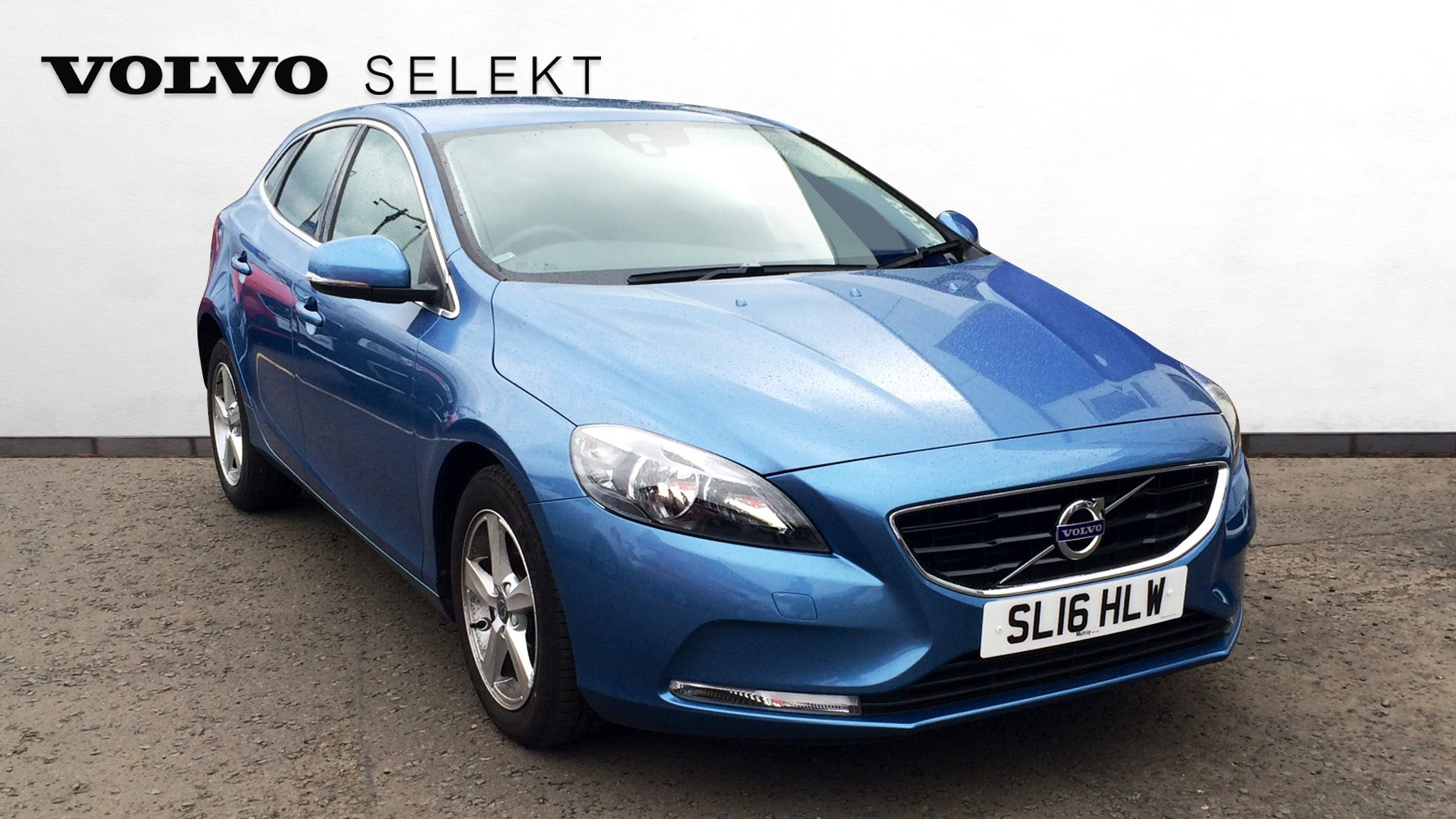 volvo v40 d2 se used vehicle by murray sighthill edinburgh. Black Bedroom Furniture Sets. Home Design Ideas