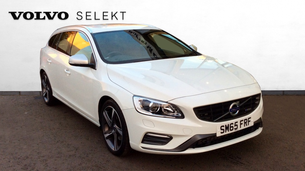 Volvo V60 D4 R Design Lux Employee S Car By Murray