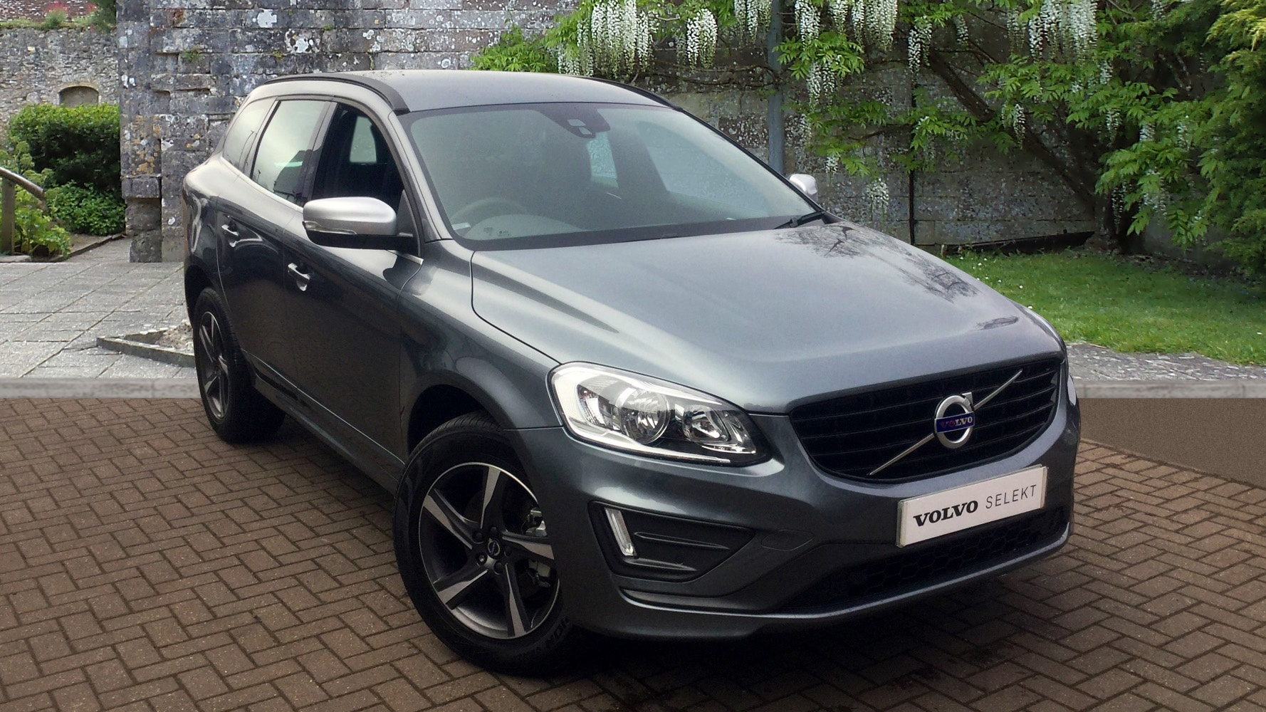 volvo xc60 r design d5 2 4 awd used vehicle by mill. Black Bedroom Furniture Sets. Home Design Ideas