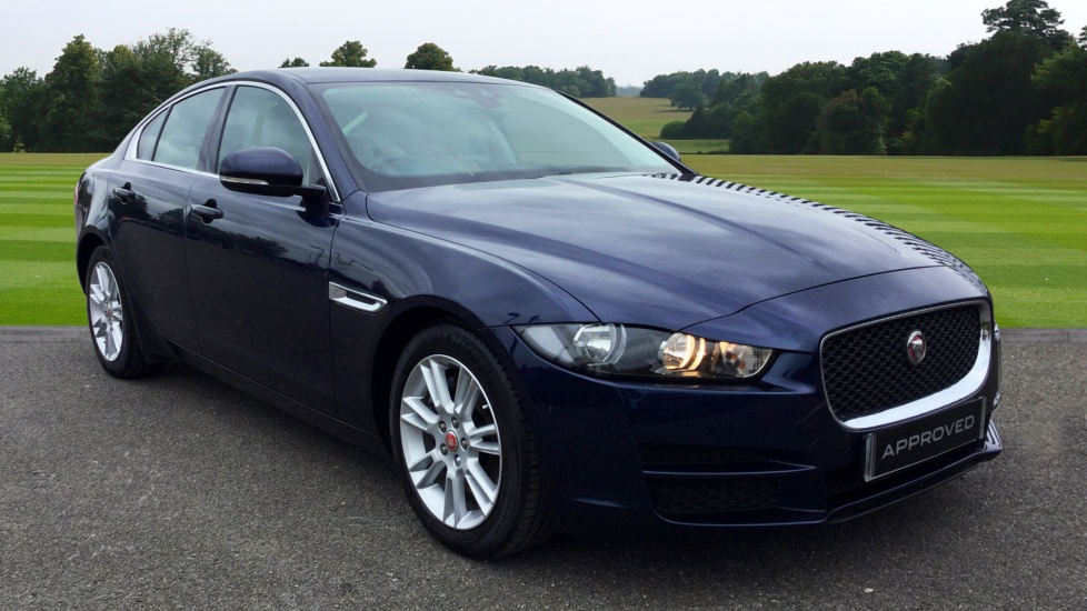 H Fox Jaguar Norwich Used Jaguar XE for Sal...